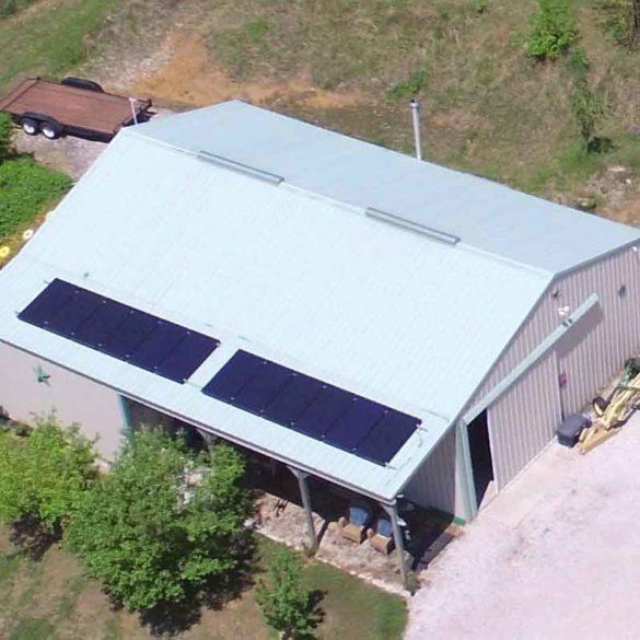 Large Farm Installation